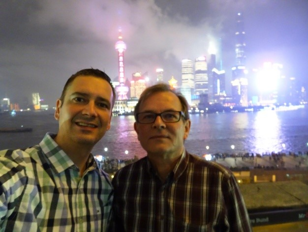 """Shanghai Duo"""