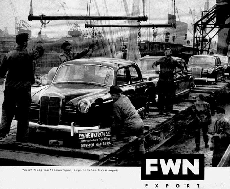 Autotransport mit FWN