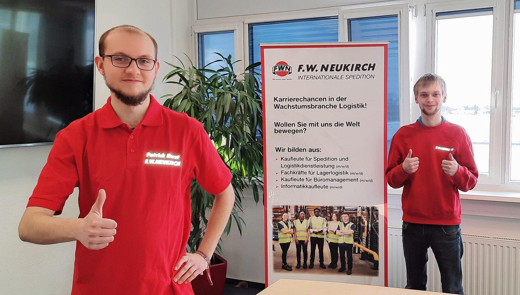 FWN auf Online Jobmesse Weser-Jobs dabei