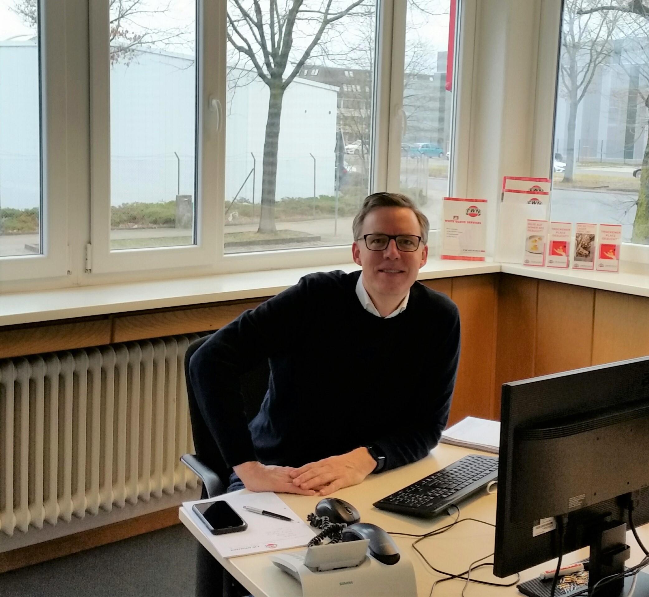 FWN- MitarbeiterInnen stellen sich vor: Marc Röpke