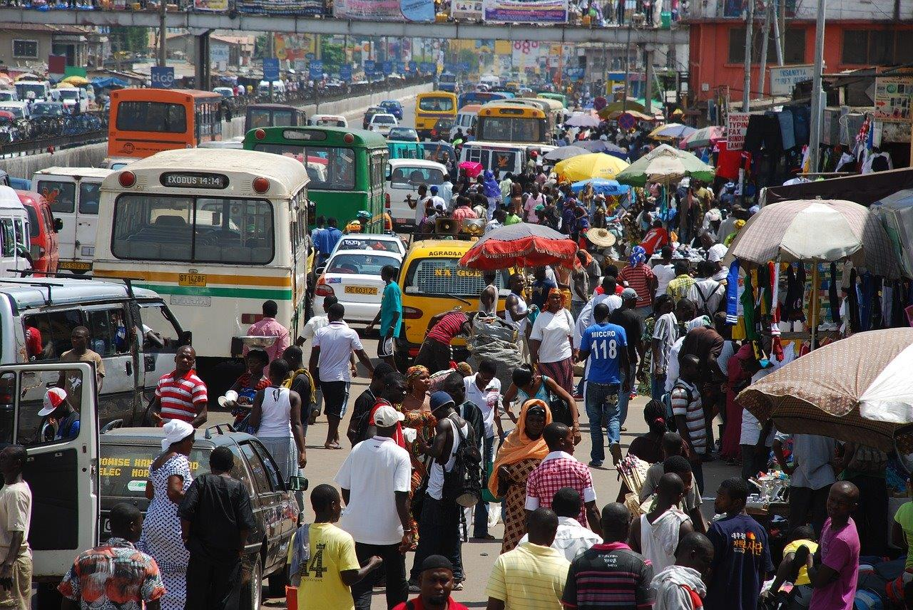FWN stellt das Fahrtgebiet Ghana vor