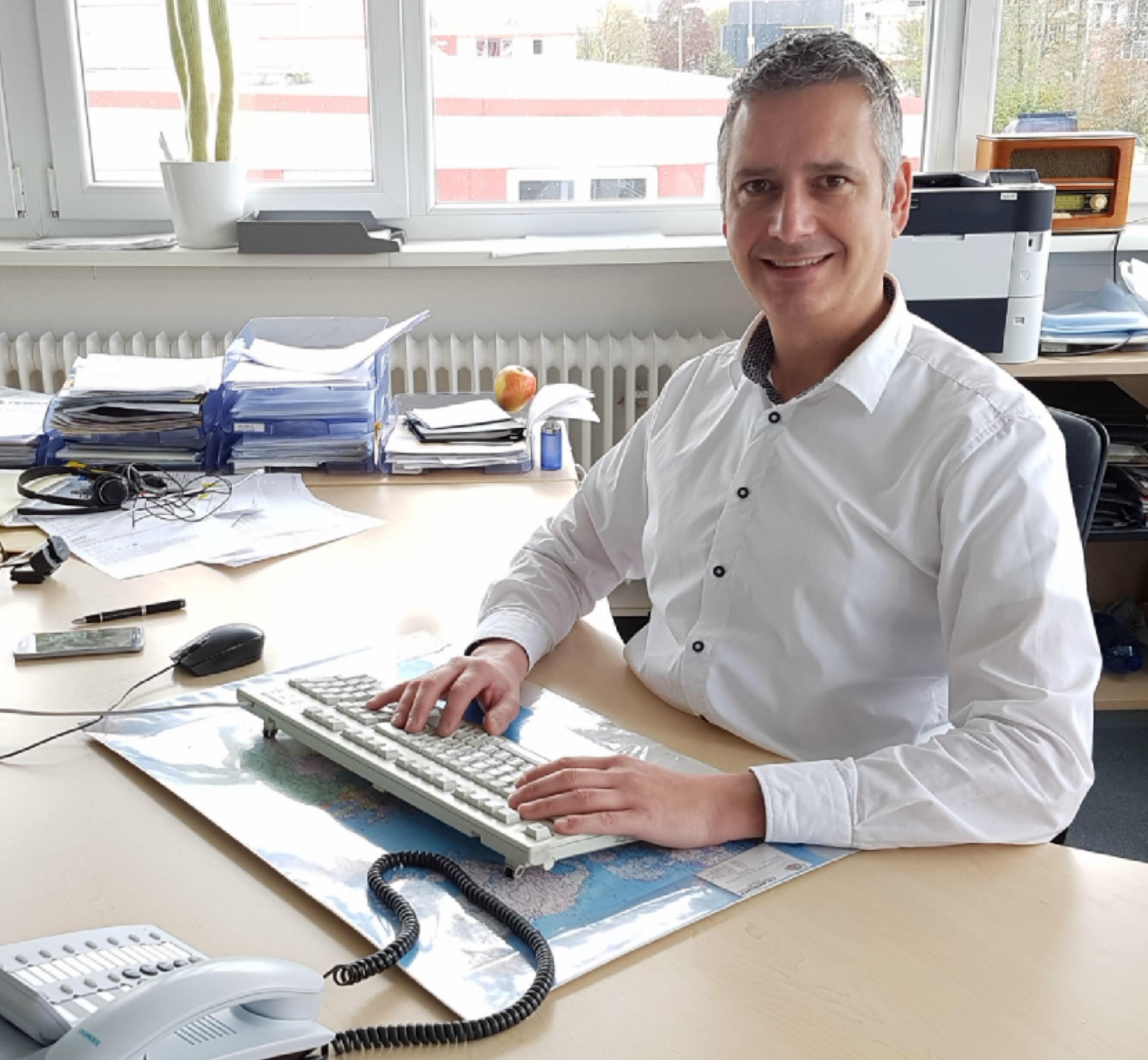 FWN- MitarbeiterInnen stellen sich vor: Matthias Boguslawski